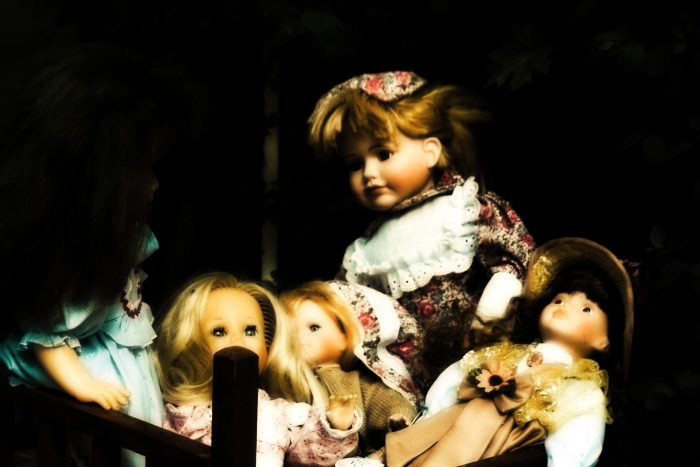 Bunch of Dolls